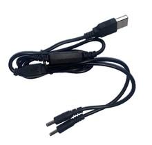 USB-oplaadkabel (voor de accu's)