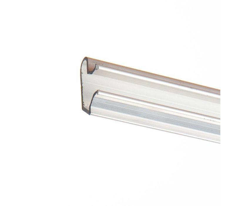 Aluminium inschuifprofiel, L=1200 mm