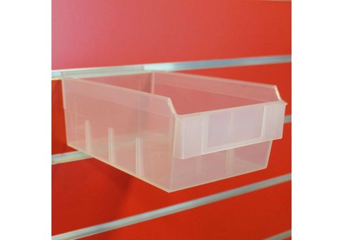 Slatbox, MELKWIT, 140(B) x 95(H) x 235(D) mm