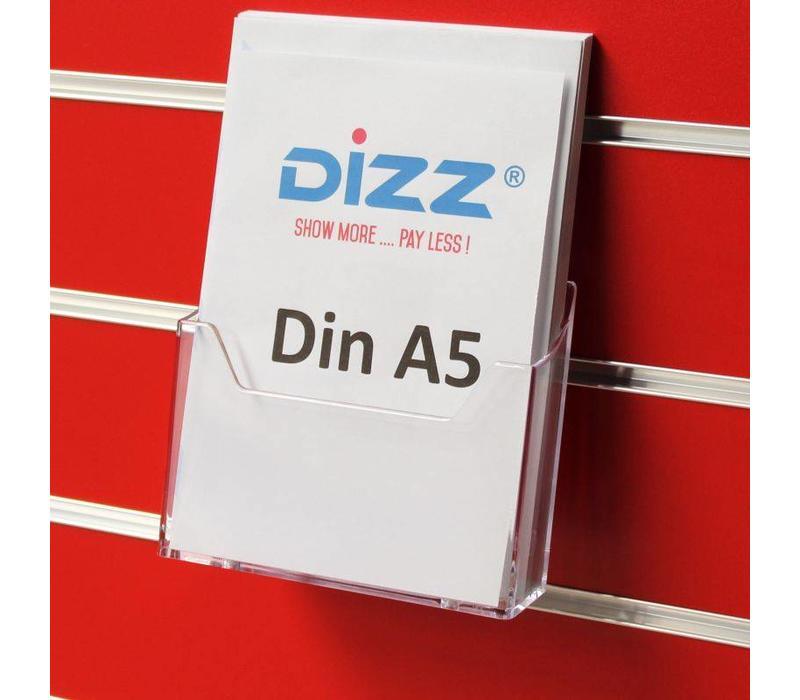 Brochurehouder, DIN A5 portrait