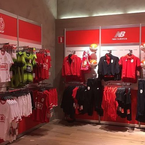 Pop-Up Store Standard Luik