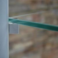 Luxe vitrine 100x40x200(H) cm