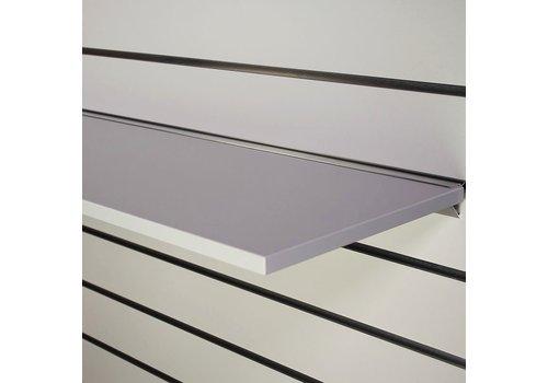 Legplank, 1200x300x18 mm, LICHTGRIJS  excl. schapdrager(s)