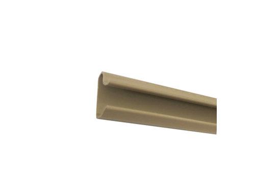 Kunststof inschuifprofiel, L=1200 mm, SLOOPHOUT