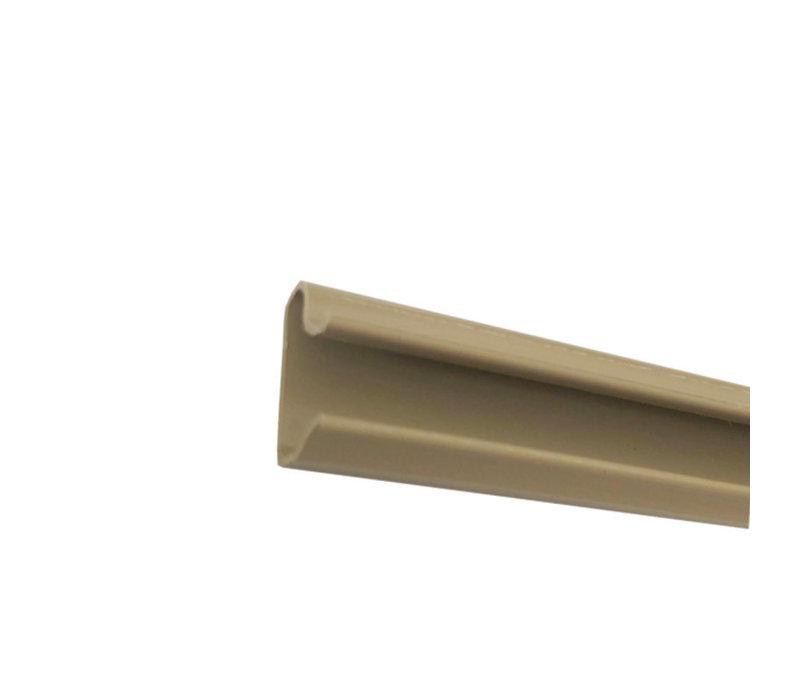 Kunststof inschuifprofiel, L=1200 mm, SLOOPHOUT-LOOK