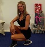 zwarte korte jumpsuit