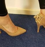 Day-Vine Shoes Hoge hakken met veter - camel