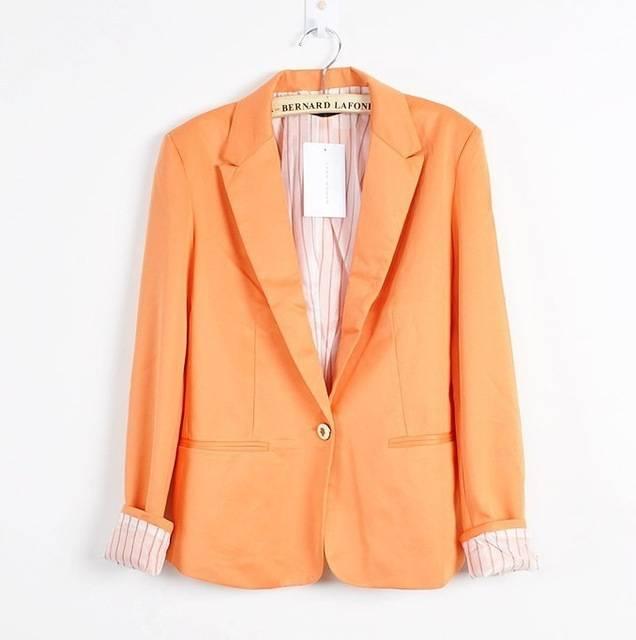 Blazer orange