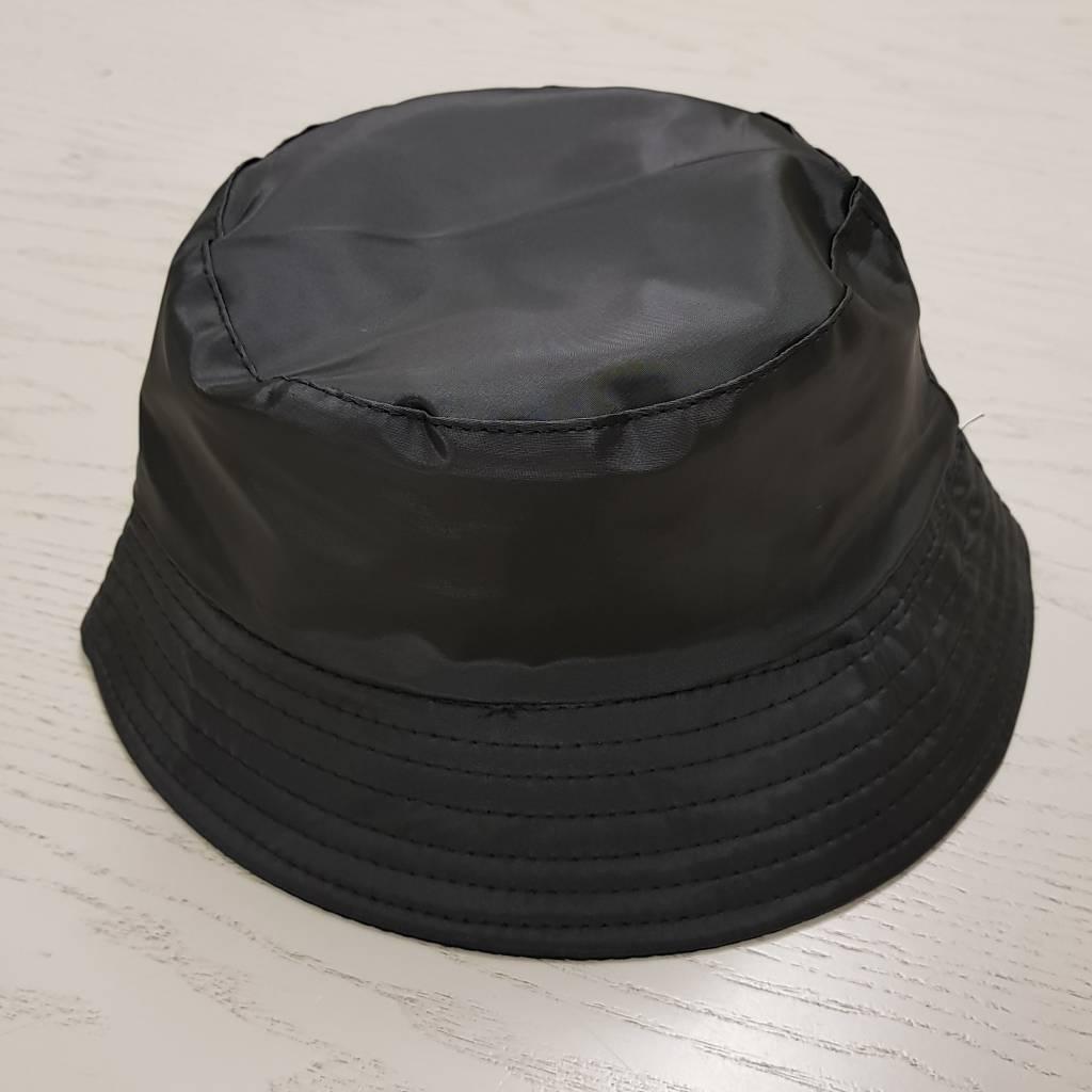 Festival hoedje - zwart