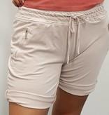 Triple Nine Oud roze korte broek