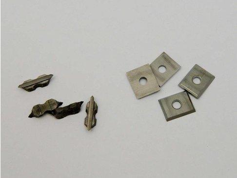 Emplica voorsnijmessen voor 60 mm frees