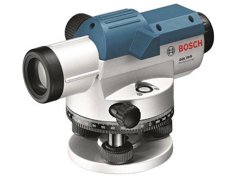 GOL 20 D Optische nivelleerder