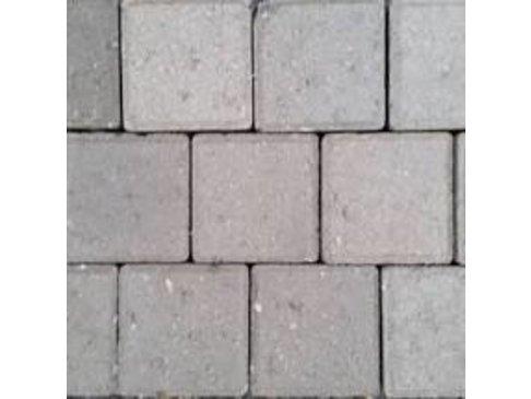 Halve betonklinker 105x105x80