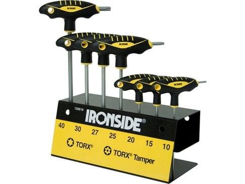 Ironside Inbussleutelset 7-delig