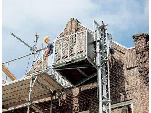 De Jong's AT40 Tandheugel Goederenlift