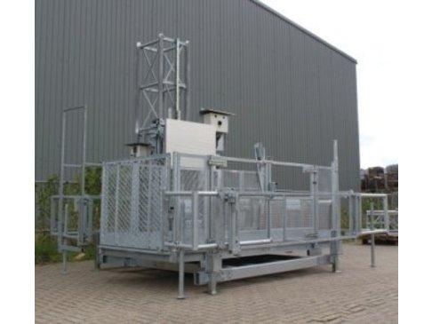De Jong's AT1250 Goederenlift