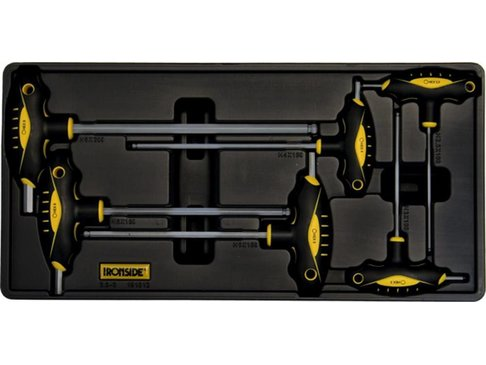 Ironside Inlay 6-delige inbussleutelset