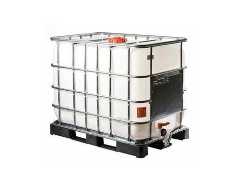 Ontkistingsolie 1000 liter incl. IBC container