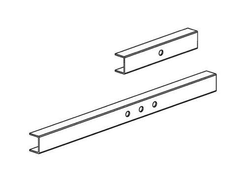 Dwarsbalk 85 cm
