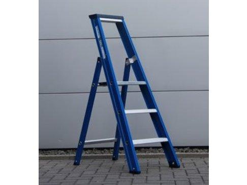 DAS Hercules 'Blue' enkele trap - gecoat 0,75m