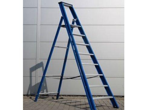 DAS Hercules 'Blue' enkele trap - gecoat 3,00m