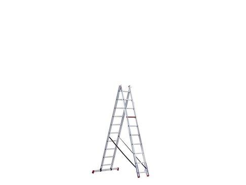 All Round - aluminium ladder - 2-delig reform 4,65m