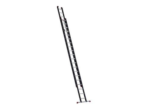 Mounter schuifladder- gecoat 5,55m