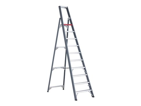 Falco enkele trap- (gecoat) 4,35m