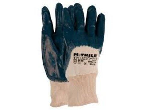 50-010 Nitril handschoen blauw