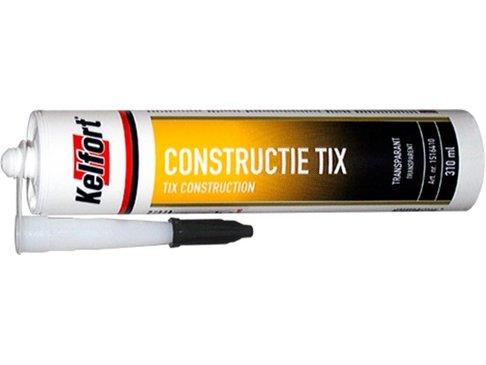 Constructie Tix constructielijm
