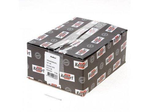 Draadnagels gegalvaniseerd VK 1,4x 25