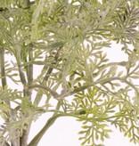 Artemisia (Alsem) bush x48lvs, flocked, 30cm