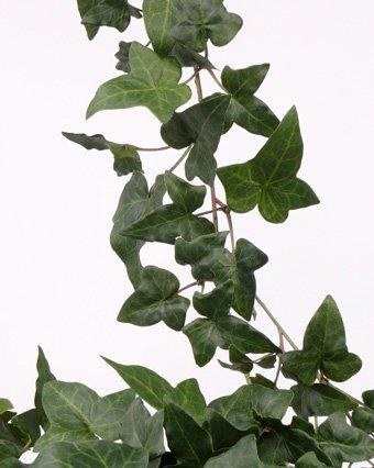 Hedera-Girlande, Efeugirlande, 149 Blätter,  180 cm, schwer entflammbar