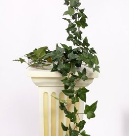 Hedera helix garland,  149 leaves, 180 cm, fire retardant