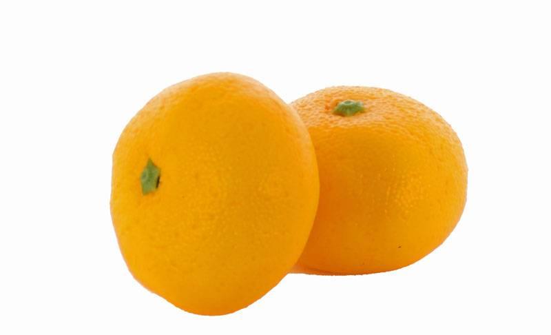 Mandarine (Citrus reticulata), Ø 52mm, H. 35mm