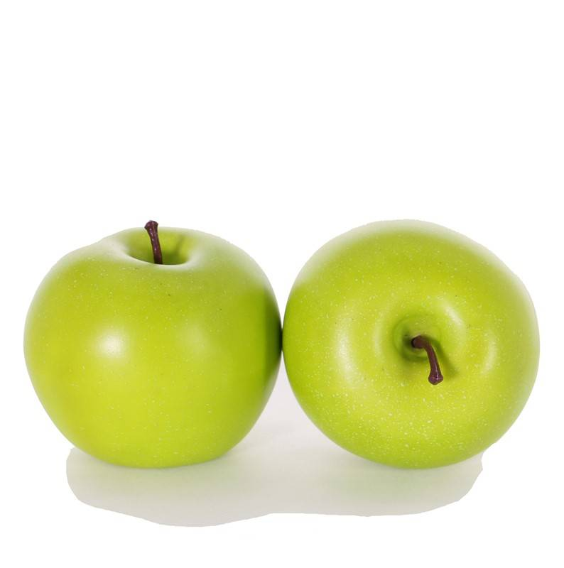 """Apple """"Granny Smith"""" with weight,  Ø8cm"""