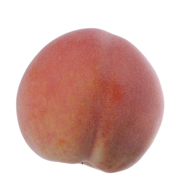 """Peach """"de luxe"""", with weight, 80mm"""