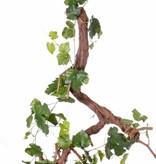 Traubenblattgirlande 186cm,  54 Blaetter - UV sicher
