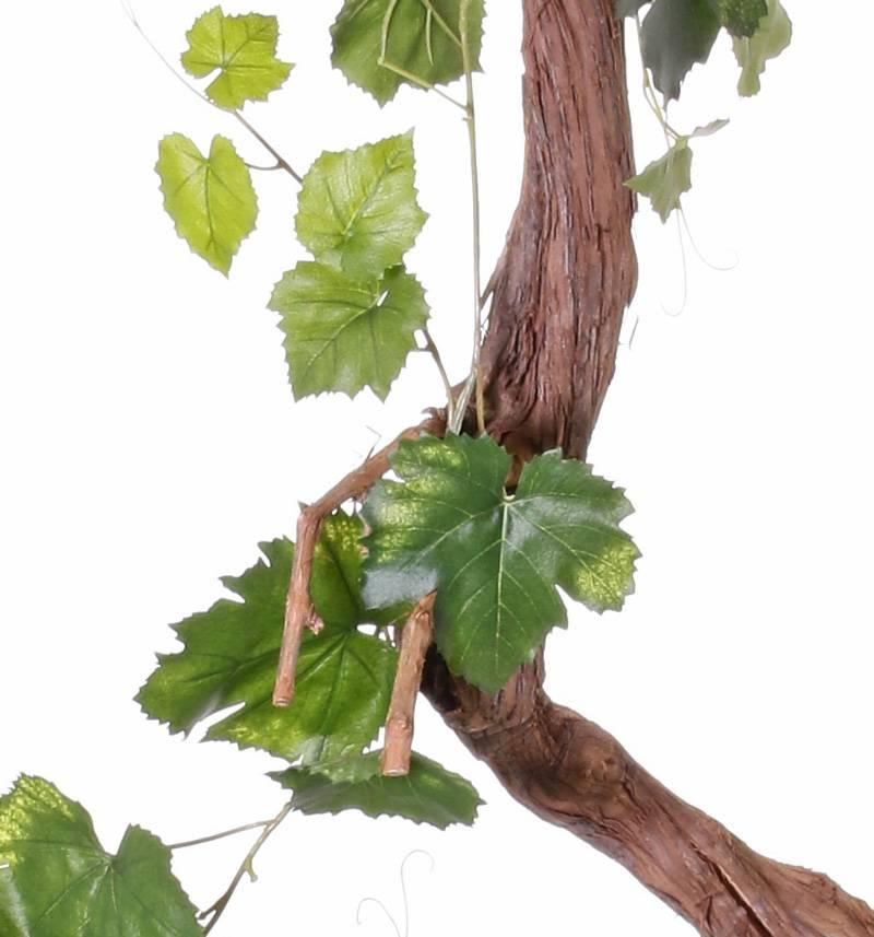 Grape garland, 186cm, 54lvs, UV safe