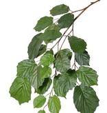 Lime branch 75cm, 25lvs,  fire retardant