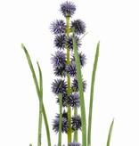 Hierba con flor, 50cm -oferta especial