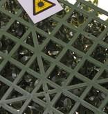 Buchshecken-Element, natural, UV-sicher, 25*25cm, 300tips - Sonderpreis