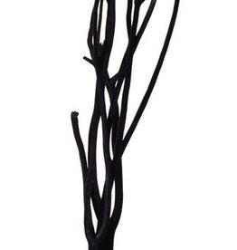 Mitsumata deco branches, set of 3 pieces, 105 cm, in polybag