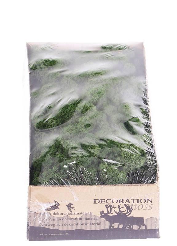 Icelandic moss (reindeer moos), box of 500 gr
