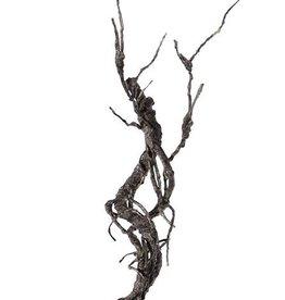 """Decoratietak, """"curly"""", coated, 55cm"""