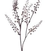 """Berry branch """"Dried Nature"""", 8 clusters berries, 68cm - special price"""