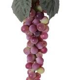 Weintrauben mit 90 Trauben und 2 Blaetter, 28cm