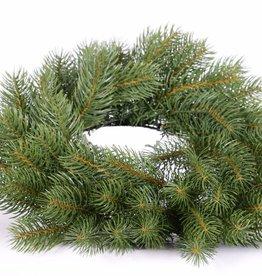 "Douglas pine wreath ""Serfaus"", 63 Tips, Ø 40cm"