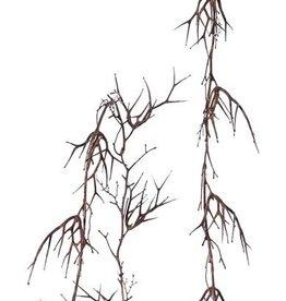 "Christusdornen-Girlande (Gleditsia triacanthos) """"Dried nature"""" x12clusters, 180cm, Sonderpreis"