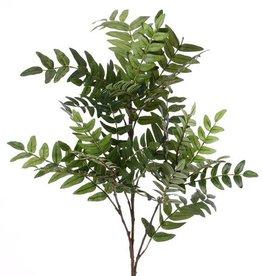 Sorbus branch with 391 lvs., 73cm
